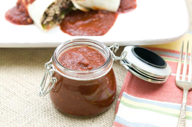 Vegan Ranchero Sauce